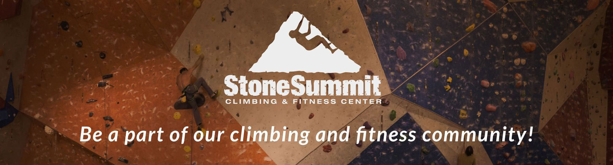 Stone Summit Climbing Gym