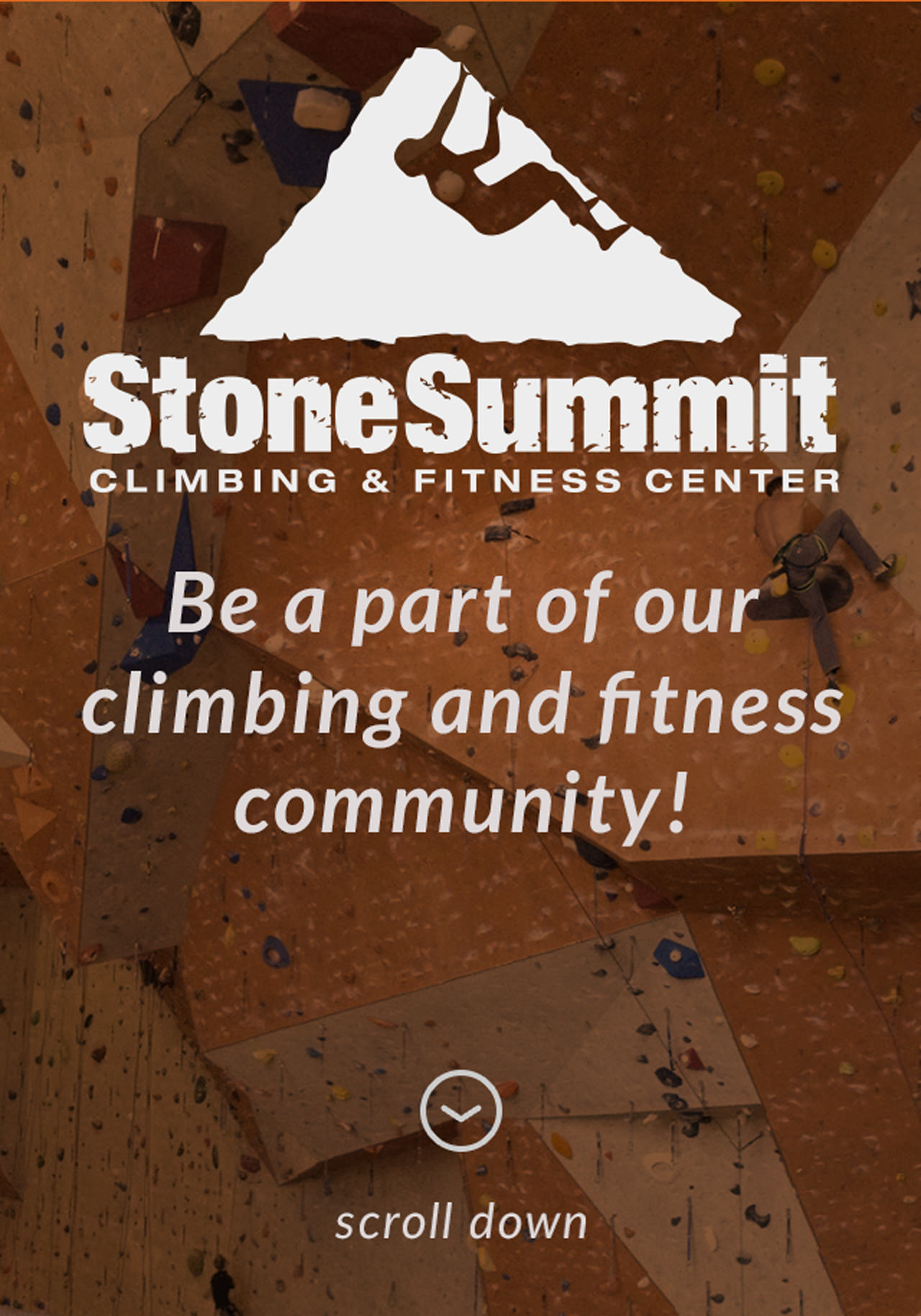 Stone Summit Climbing Gym