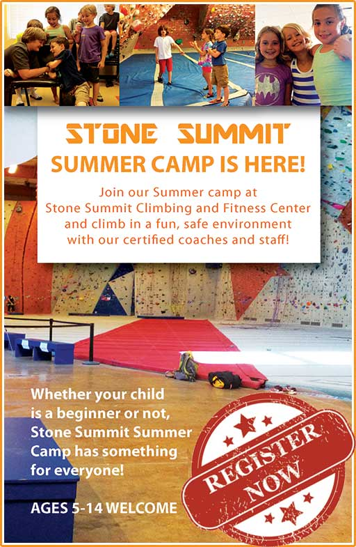 Stone Summit - Summer Camp 2014